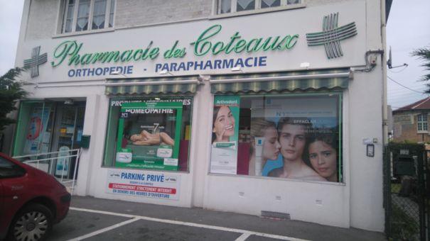 Pharmacie Des Coteaux, ARGENTEUIL